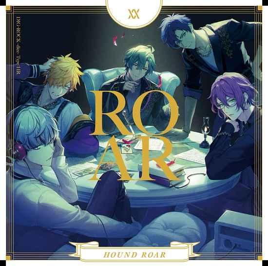 (CD)DIG-ROCK -dice- Type:HR