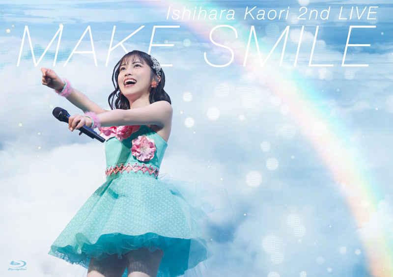 (BD)石原夏織 2nd LIVE「MAKE SMILE」Blu-ray