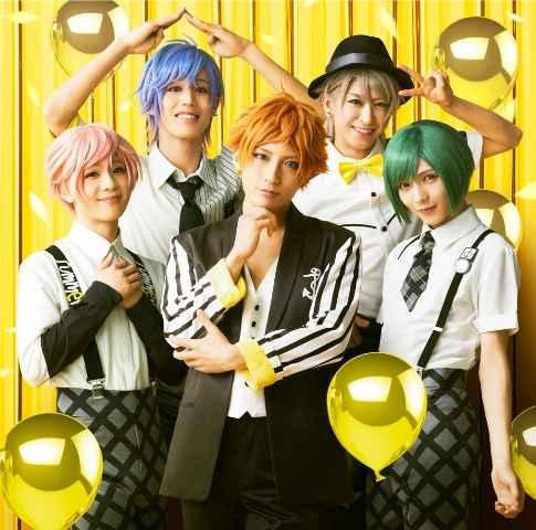 (CD)MANKAI STAGE「A3!」夏組アルバム