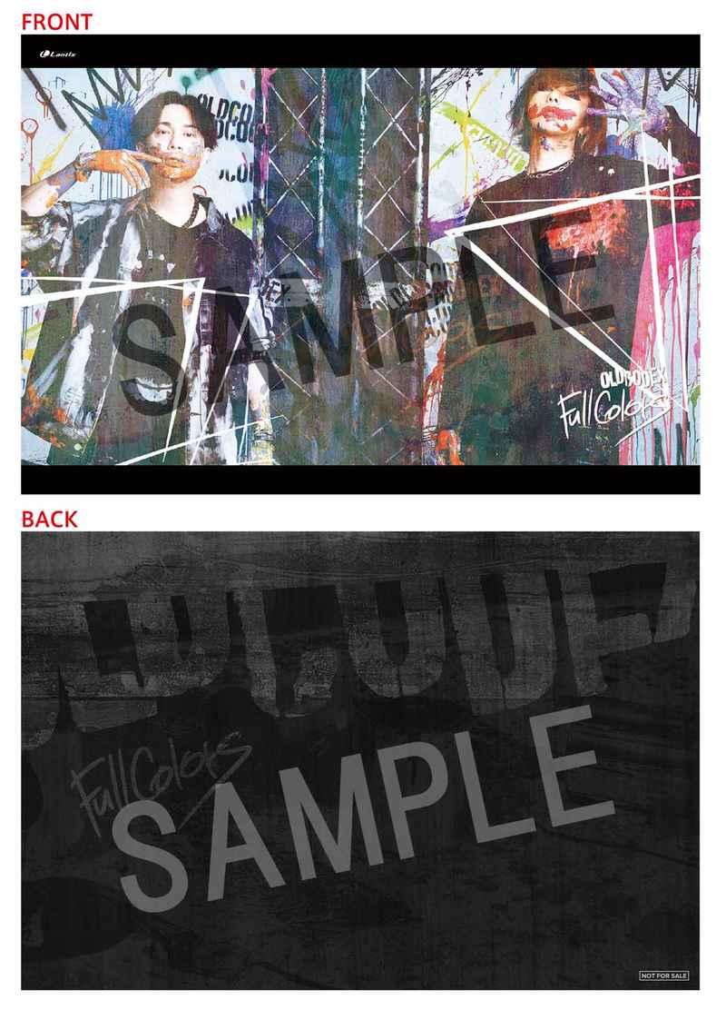 (CD)【特典】 アーティスト写真使用ポストカード(共通絵柄 ver.)((CD)Full Colors(初回限定盤/通常盤)/OLDCODEX)