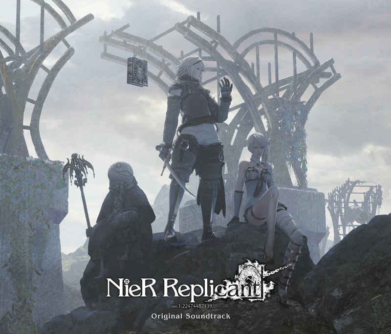 (CD)NieR Replicant ver.1.22474487139... Original Soundtrack