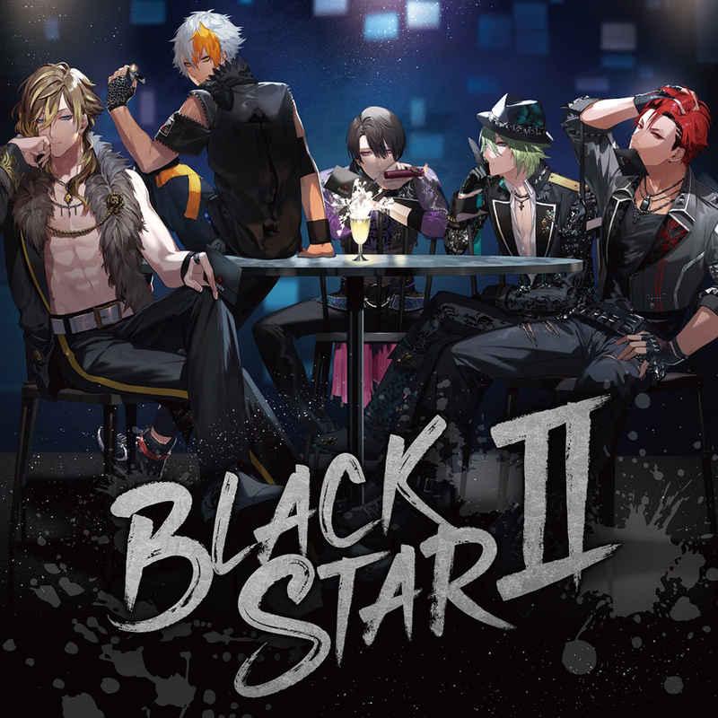 (CD)「BLACKSTAR II」初回限定盤 BLACK Ver.