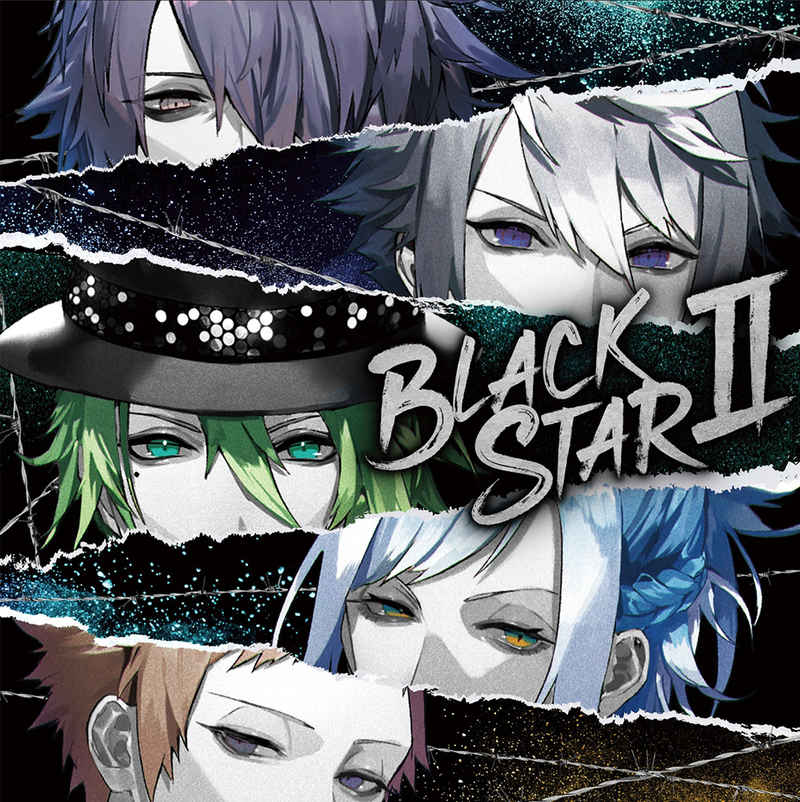 (CD)「BLACKSTAR II」初回限定盤 STAR Ver.