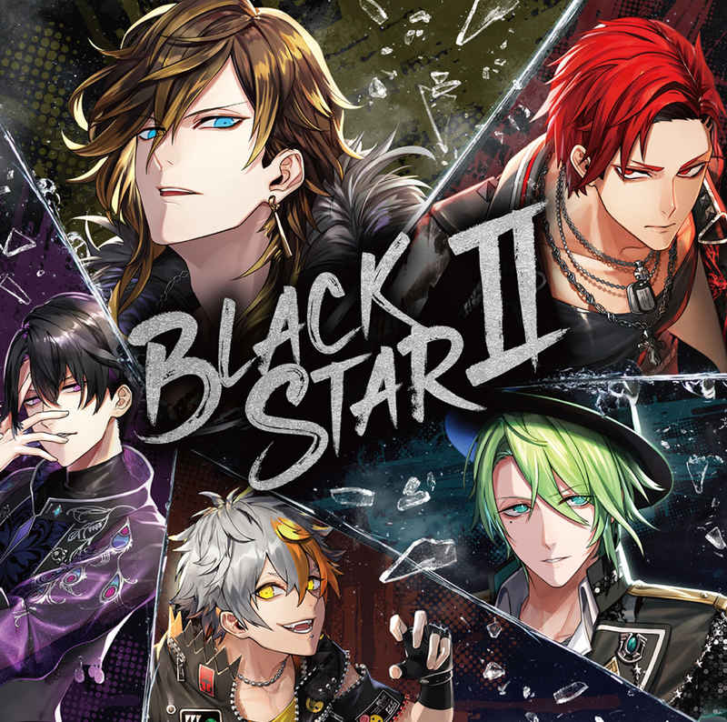(CD)「BLACKSTAR II」通常盤