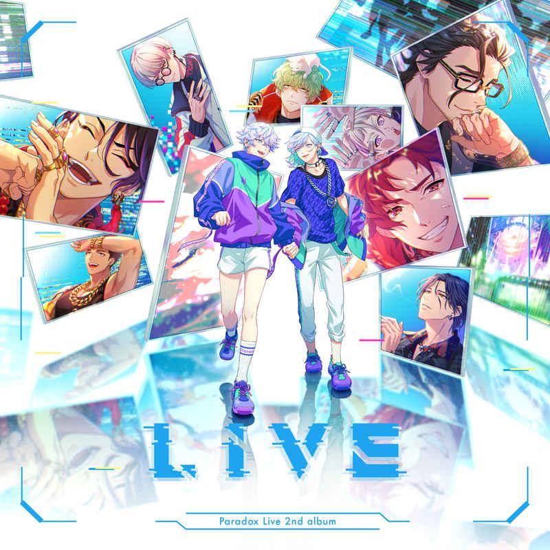 """(CD)Paradox Live 2nd album """"LIVE"""""""