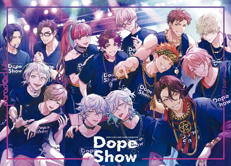 (DVD)Paradox Live Dope Show-2021.3.20 LINE CUBE SHIBUYA- DVD