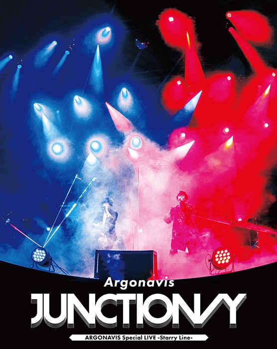 (CD)「ARGONAVIS from BanG Dream!」「カードファイト!! ヴァンガード overDress」エンディングテーマ JUNCTION/Y (Blu-ray付生産限定盤)/Argonavis