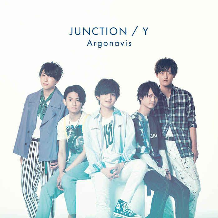 (CD)「ARGONAVIS from BanG Dream!」「カードファイト!! ヴァンガード overDress」エンディングテーマ JUNCTION/Y (通常盤Btype)/Argonavis