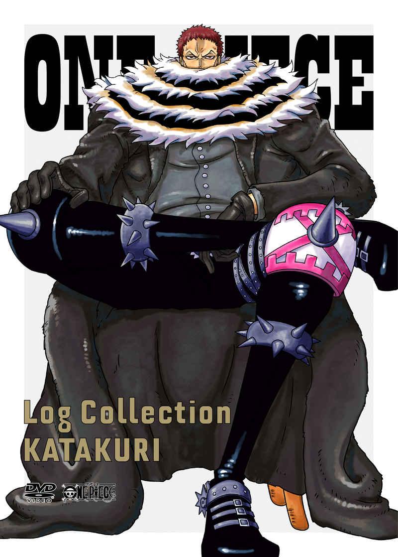 "(DVD)ONE PIECE Log Collection ""KATAKURI"""