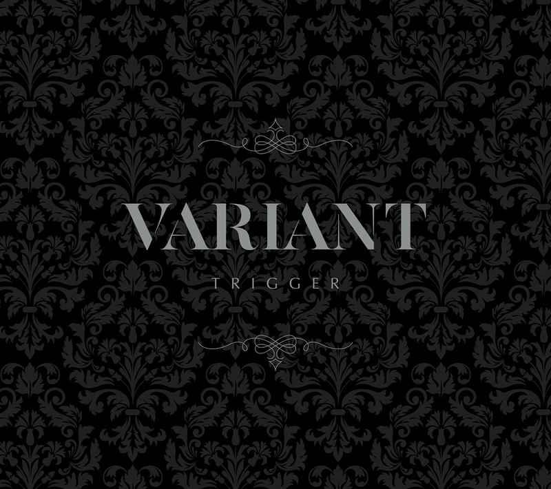 "(CD)「アイドリッシュセブン」TRIGGER 2nd Album ""VARIANT""(初回限定盤A)"