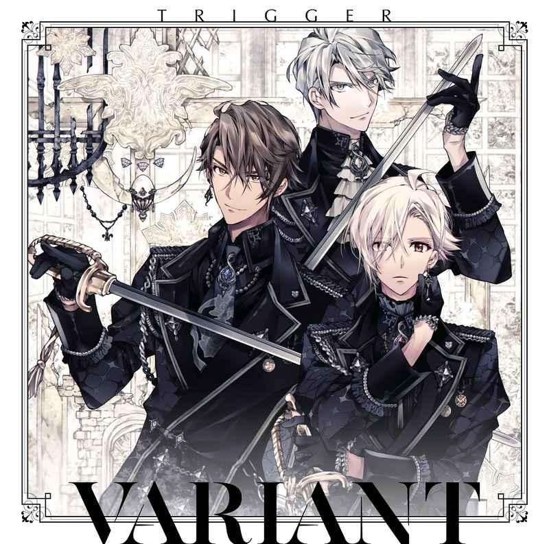 "(CD)「アイドリッシュセブン」TRIGGER 2nd Album ""VARIANT""(通常盤)"