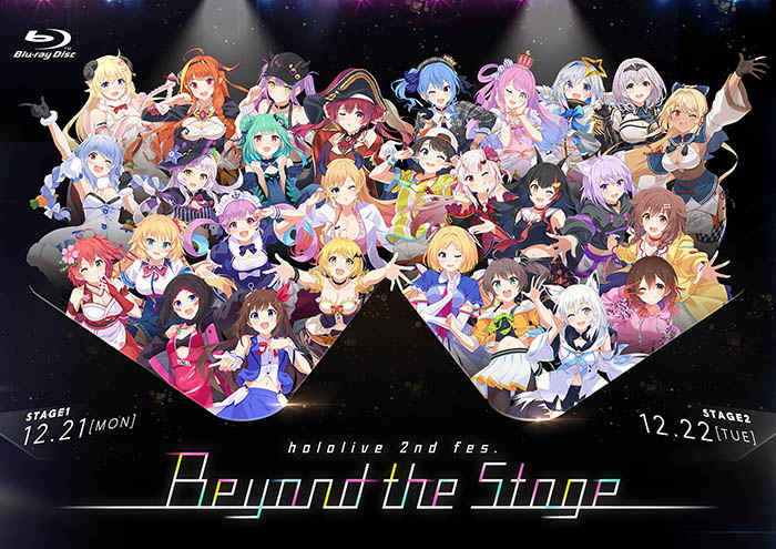 (BD)hololive 2nd fes. Beyond the Stage