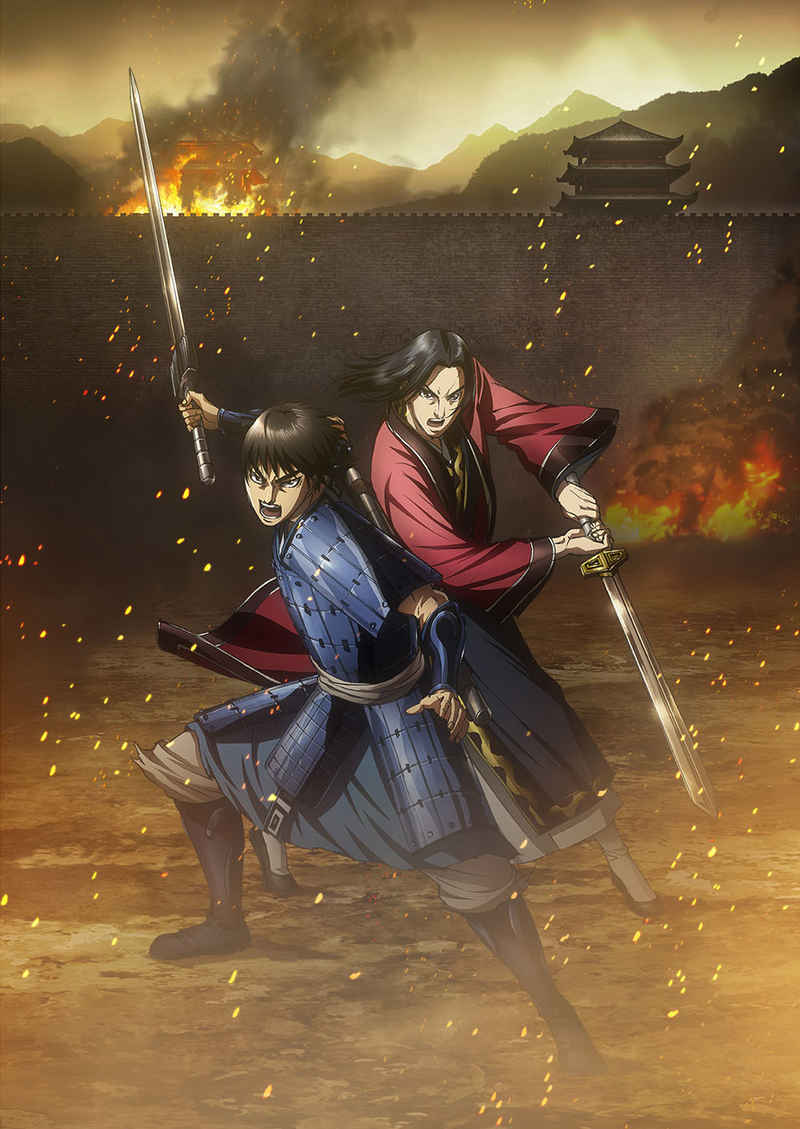 (BD)「キングダム」 Blu-rayBOX 合従軍編 下巻