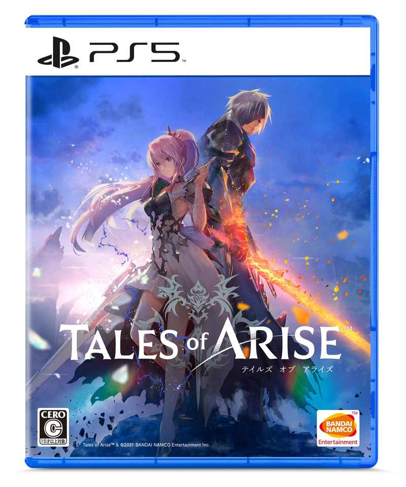 (PS5)Tales of ARISE
