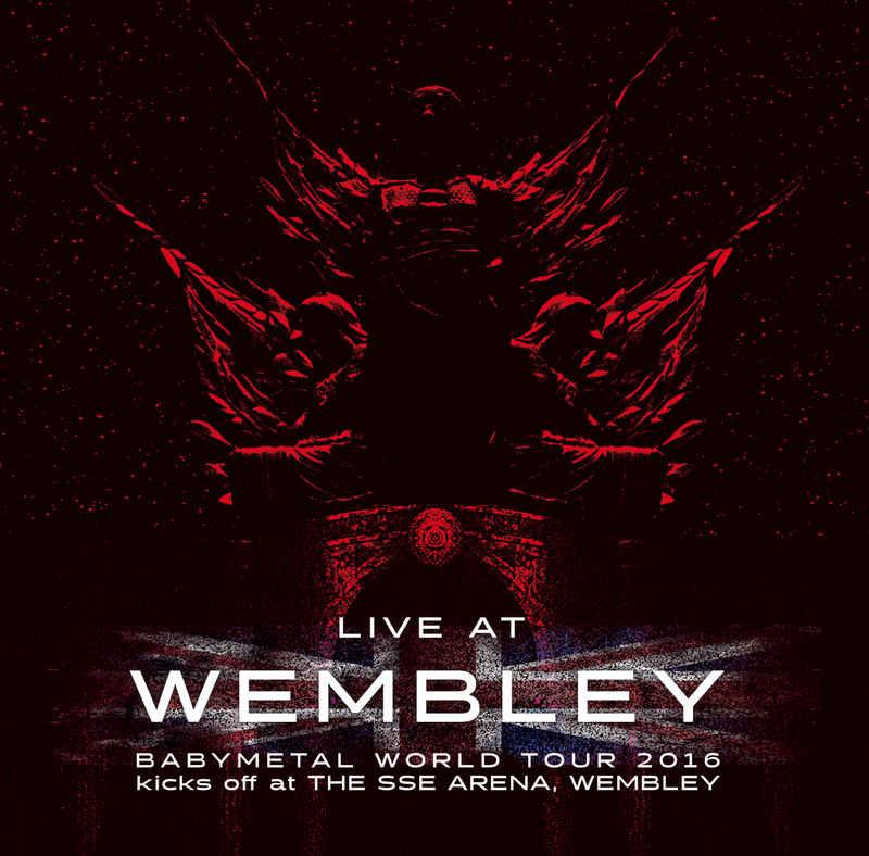 (OTH)LIVE AT WEMBLEY BABYMETAL WORLD TOUR 2016 kicks off at THE SSE ARENA, WEMBLEY(完全生産限定盤)/BABYMETAL (アナログレコード)