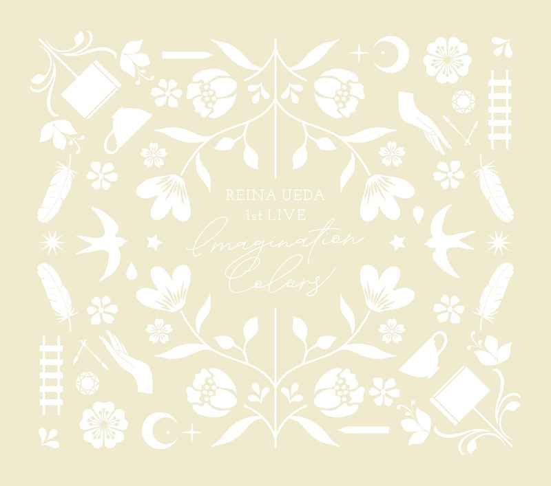 (BD)上田麗奈 1st LIVE Imagination Colors Blu-ray