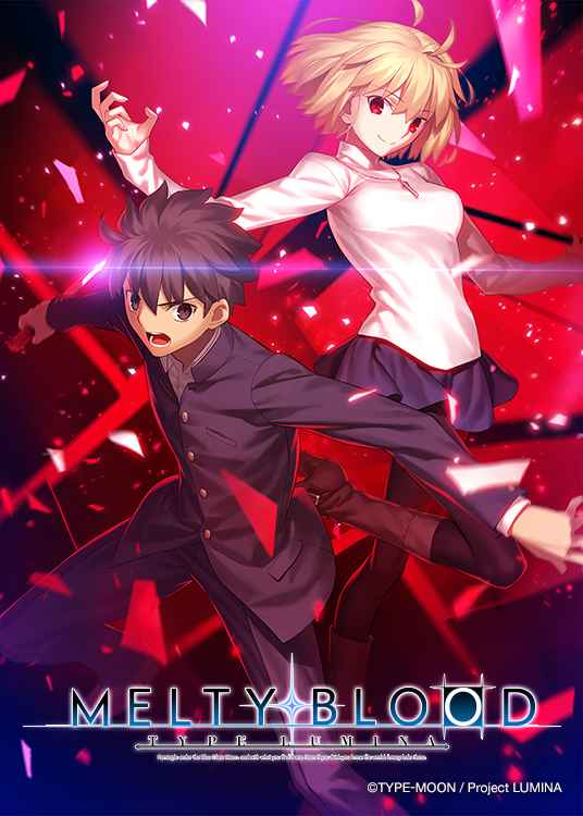 (NS)MELTY BLOOD: TYPE LUMINA MELTY BLOOD ARCHIVES【初回限定版】