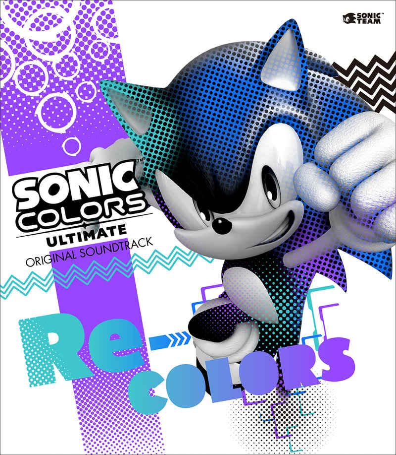 (CD)Sonic Colors Ultimate Original Soundtrack Re-Colors