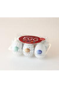 TENGA EGG HARD BOILED PACKAGE(6種入り)