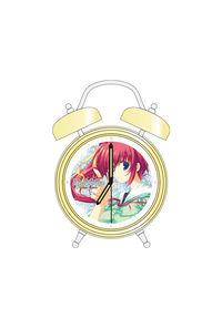 アクアプラス こみっくパーティー 高瀬瑞希 オリジナルボイス入り目覚まし時計