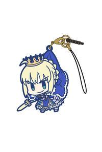 コスパ Fate/Grand Order セイバー/アルトリア・ペンドラゴンつままれストラップ