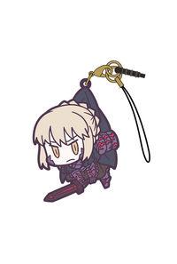 コスパ Fate/Grand Order セイバー/アルトリア・ペンドラゴン[オルタ]つままれストラップ