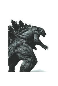 バンダイ S.H.MonsterArts ゴジラ(2017)-初回生産限定版- 完成品