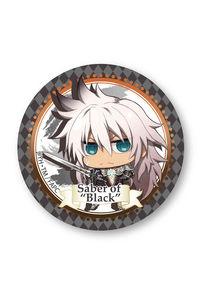 """ベルハウス ブリキクリップバッチ Fate/Apocrypha """"黒""""のセイバー"""