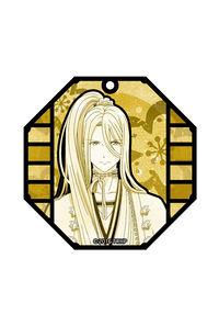 PROOF 刀剣乱舞-花丸- ステンドグラスアートキーホルダー 蜂須賀虎徹