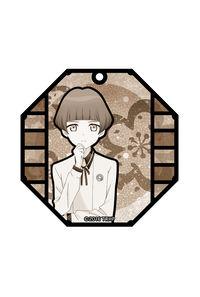 PROOF 刀剣乱舞-花丸- ステンドグラスアートキーホルダー 平野藤四郎