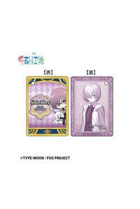 PROOF Fate/Grand Order るっこれカードキーホルダー シールダー/マシュ・キリエライト