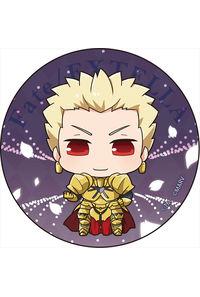 コンテンツシード Fate/EXTELLA カンバッジ ギルガメッシュ