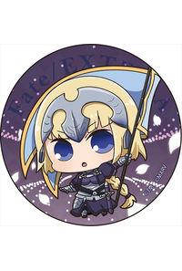 コンテンツシード Fate/EXTELLA カンバッジ ジャンヌ・ダルク