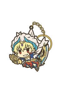 コスパ Fate/Grand Order キャスター/ギルガメッシュ つままれキーホルダー