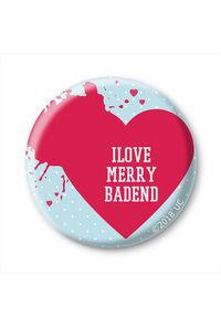 ユニオンクリエイティブ Foo! 缶バッジ Vol.01 I LOVE MERRY BAD
