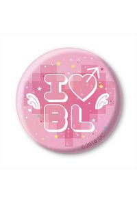 ユニオンクリエイティブ Foo! 缶バッジ Vol.01 I(Love)BL