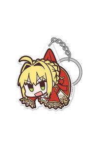 コスパ Fate/EXTRA Last Encore セイバー アクリルつままれキーホルダー