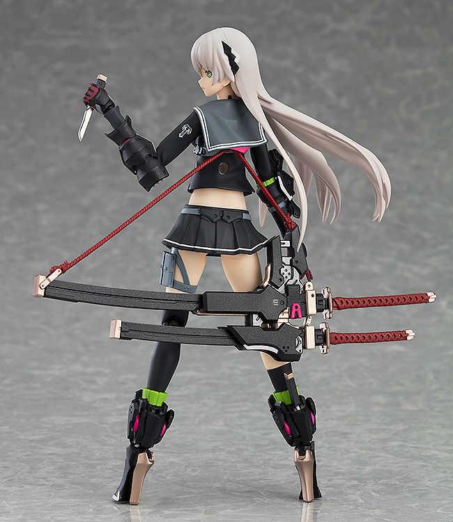 マックスファクトリー 重兵装型女子高生 figma 壱 完成品
