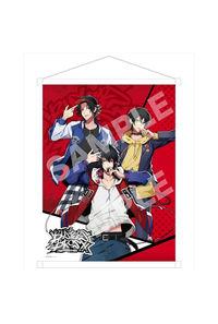 Y Line ヒプノシスマイク-Division Rap Battle- B2タペストリー Buster Bros!!!