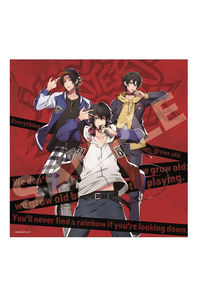 Y Line ヒプノシスマイク-Division Rap Battle- クッション Buster Bros!!!