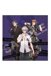 Y Line ヒプノシスマイク-Division Rap Battle- クッション MAD TRIGGER CREW
