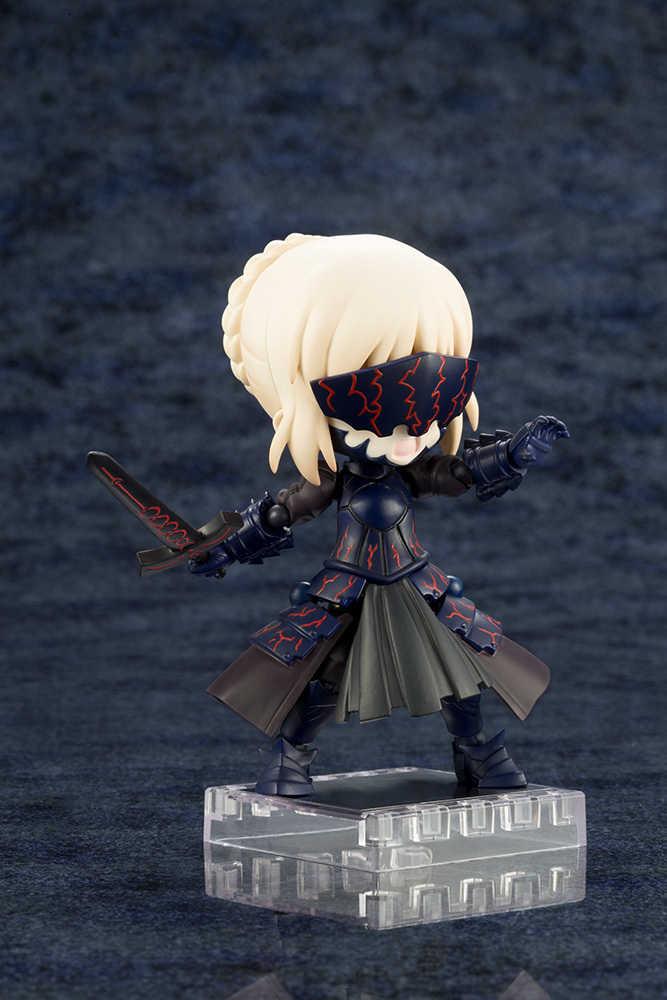 コトブキヤ Fate/Grand Order キューポッシュ セイバー/アルトリア・ペンドラゴン〔オルタ〕 完成品