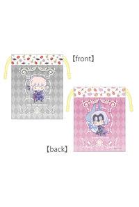 PROOF Fate/Grand Order [Design produced by Sanrio] 巾着 セイバー/アルトリア・ペンドラゴン[オルタ]&アヴェンジャー/ジャンヌ・ダルク[オルタ]