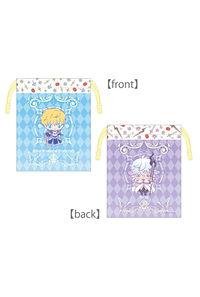 PROOF Fate/Grand Order [Design produced by Sanrio] 巾着 セイバー/アーサー・ペンドラゴン[プロトタイプ]&キャスター/マーリン
