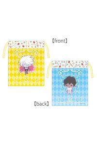 PROOF Fate/Grand Order [Design produced by Sanrio] 巾着 ランサー/カルナ&アーチャー/アルジュナ