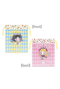 PROOF Fate/Grand Order [Design produced by Sanrio] 巾着 アーチャー/イシュタル&ランサー/エレシュキガル