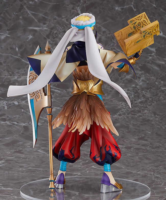 オランジュ・ルージュ Fate/Grand Order キャスター/ギルガメッシュ 完成品
