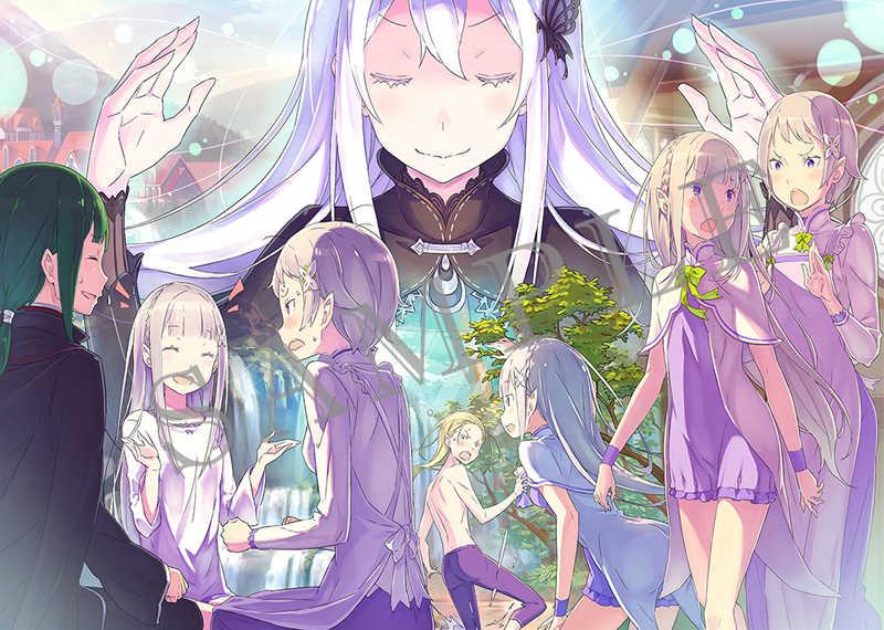 KADOKAWA MFたぺJ 014「Re:ゼロから始める異世界生活」
