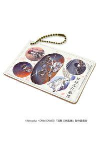 A3 キャラパス「活撃 刀剣乱舞」01/第二部隊(グラフアートデザイン)