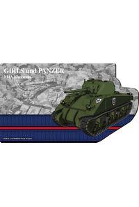 スマイラル 劇場版ガールズ&パンツァー最終章 デスクで戦車道!M4シャーマン75mm砲搭載型